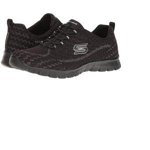 NEW SKECHERS Skechers EZ Flex 3.0 Estrella Black